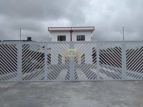 Casa, código 1321 em Itanhaém, bairro Cibratel II