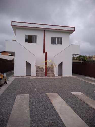 Casa, código 1322 em Itanhaém, bairro Cibratel II