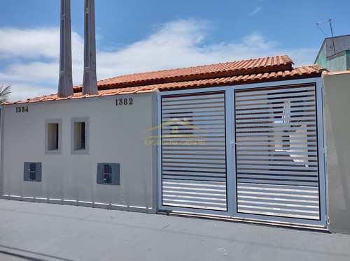 Casa, código 1324 em Itanhaém, bairro Santa Júlia