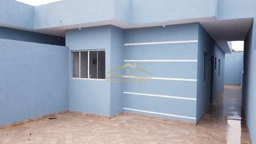 Casa, código 1333 em Itanhaém, bairro Balnerio Gaivota