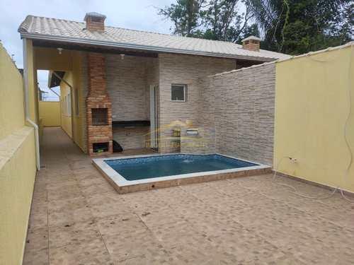Casa, código 1339 em Itanhaém, bairro Bopiranga