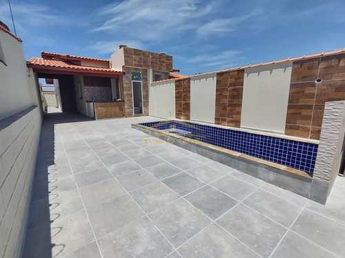 Casa, código 1340 em Itanhaém, bairro Jardim Grandesp