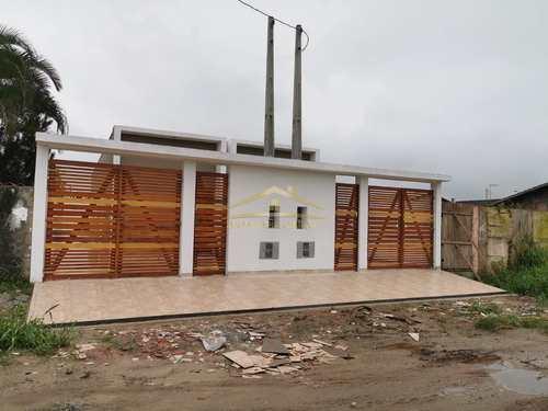 Casa, código 1341 em Itanhaém, bairro Tupy