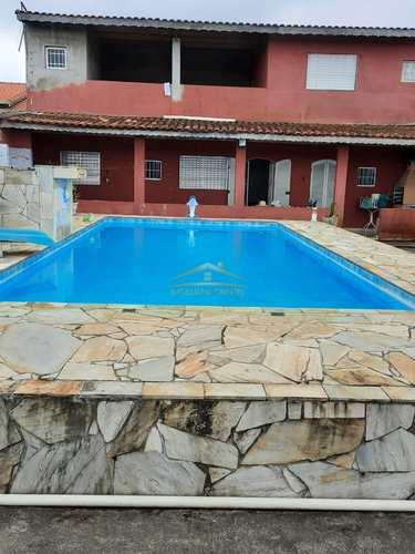 Casa, código 1350 em Itanhaém, bairro Cibratel II