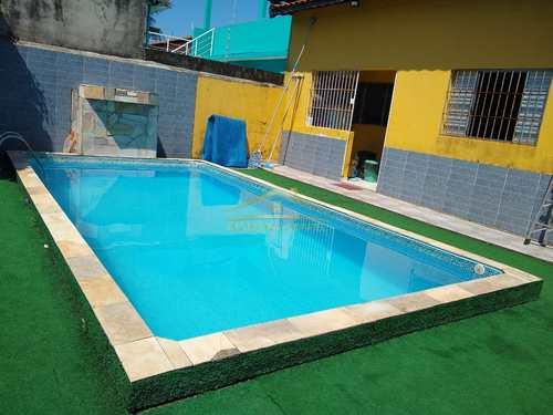 Casa, código 1356 em Itanhaém, bairro Jardim das Palmeiras