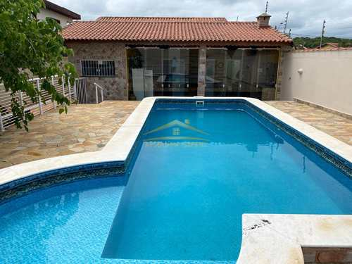 Casa, código 1358 em Itanhaém, bairro Cibratel II
