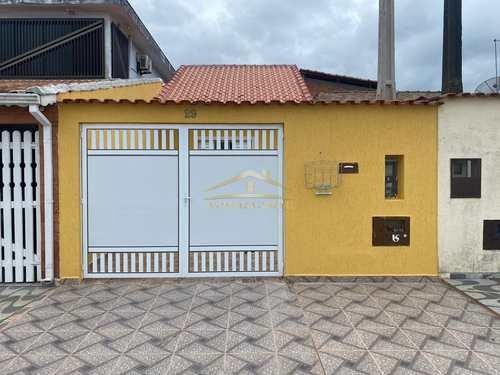 Casa, código 1362 em Itanhaém, bairro Verde Mar
