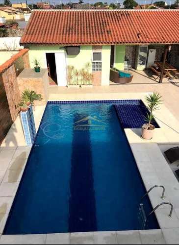 Casa, código 1370 em Itanhaém, bairro Cibratel II