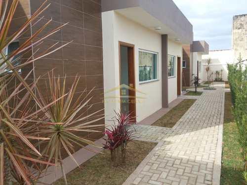 Casa de Condomínio, código 1375 em Itanhaém, bairro Cibratel II