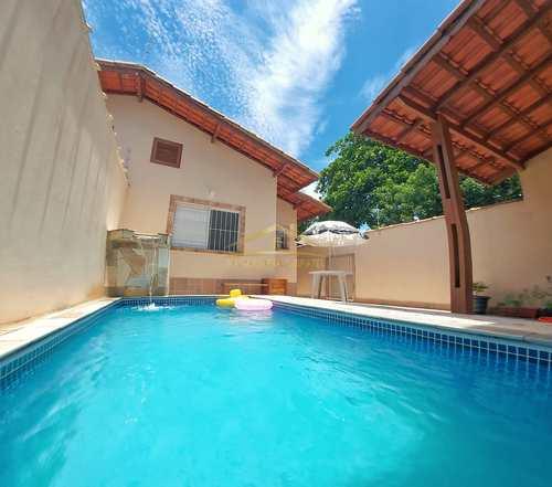 Casa, código 1383 em Itanhaém, bairro Jardim Suarão