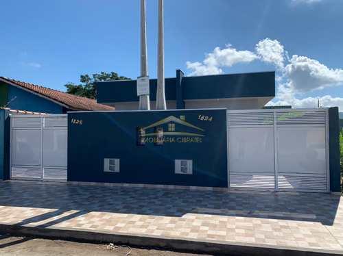 Casa, código 1384 em Itanhaém, bairro Jardim Magalhães