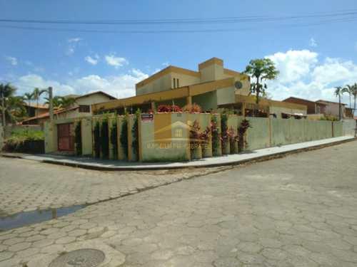 Casa, código 1390 em Itanhaém, bairro Cibratel I