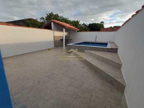 Casa, código 1395 em Itanhaém, bairro Jamaica