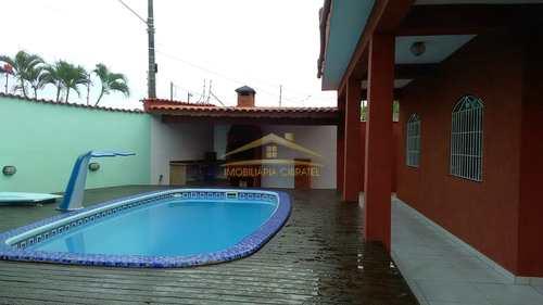 Casa, código 1398 em Itanhaém, bairro Bopiranga