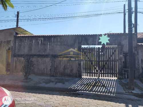 Casa, código 1400 em Itanhaém, bairro Corumbá