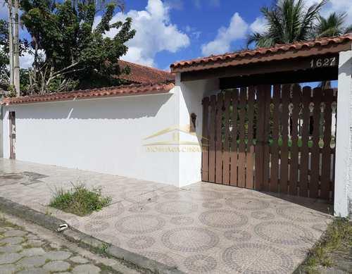 Casa, código 1404 em Itanhaém, bairro Cibratel II