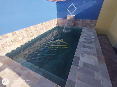 Casa, código 1408 em Itanhaém, bairro Jardim Guacira
