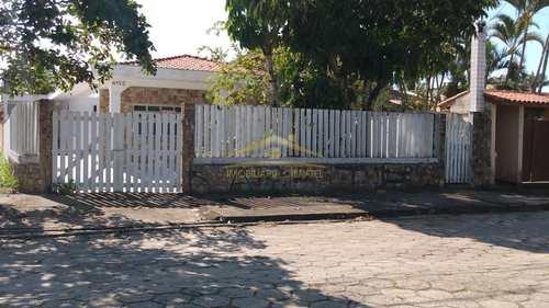 Casa, código 1410 em Itanhaém, bairro Jardim Grandesp