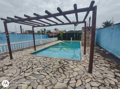 Casa, código 1432 em Itanhaém, bairro Cibratel II