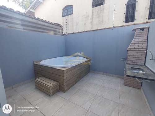 Casa de Condomínio, código 1442 em Itanhaém, bairro Cibratel II