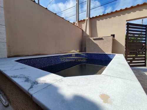 Casa, código 1456 em Itanhaém, bairro Tupy