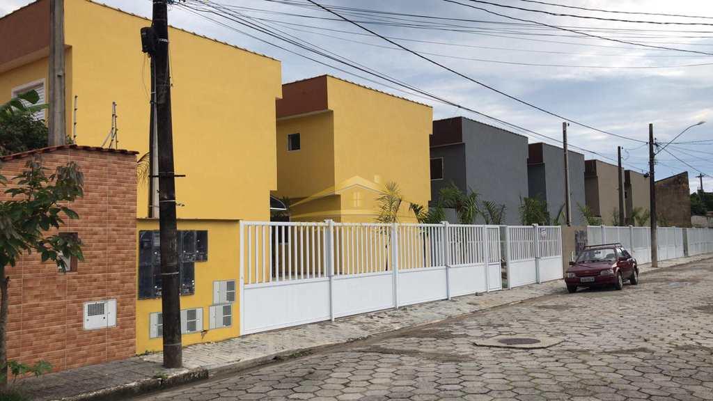 Sobrado de Condomínio em Itanhaém, no bairro Suarão