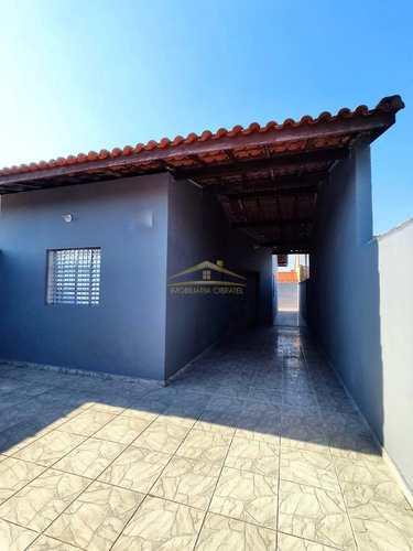 Casa, código 1490 em Itanhaém, bairro Jardim Regina
