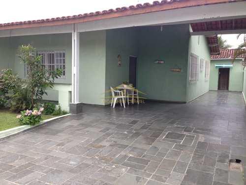 Casa, código 1491 em Itanhaém, bairro Gaivotas