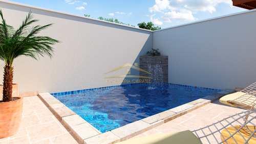 Casa, código 1525 em Itanhaém, bairro Balneário Tupy