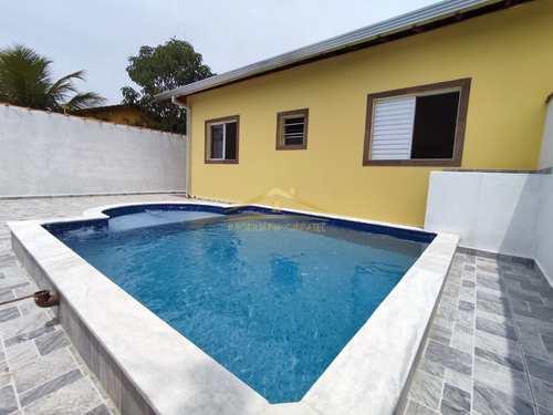 Casa, código 1533 em Itanhaém, bairro Jardim Regina