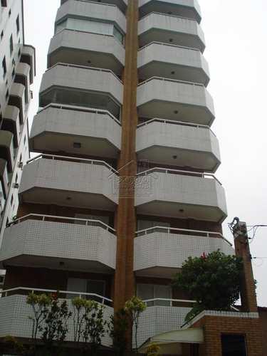 Apartamento, código 1140 em Praia Grande, bairro Guilhermina