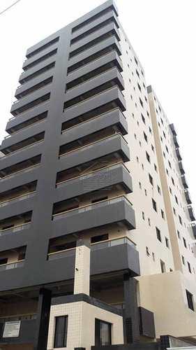 Apartamento, código 829 em Praia Grande, bairro Guilhermina