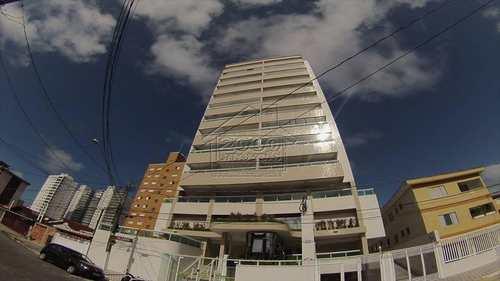 Apartamento, código 823 em Praia Grande, bairro Ocian
