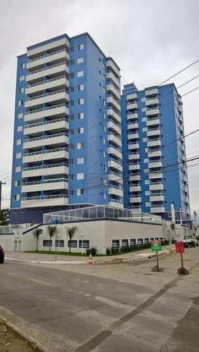 Apartamento, código 812 em Praia Grande, bairro Maracanã