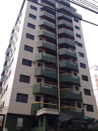 Apartamento, código 805 em Praia Grande, bairro Tupi
