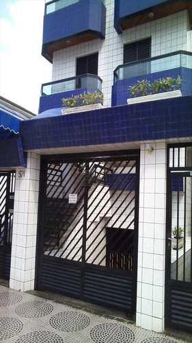 Apartamento, código 597 em Praia Grande, bairro Canto do Forte