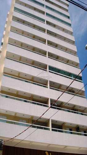 Apartamento, código 587 em Praia Grande, bairro Tupi