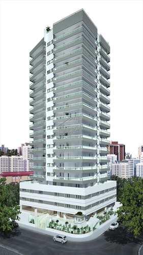 Apartamento, código 560 em Praia Grande, bairro Guilhermina