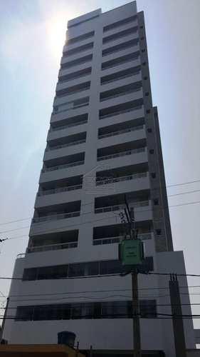 Apartamento, código 520 em Praia Grande, bairro Guilhermina