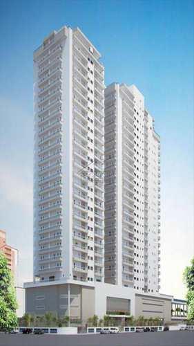Apartamento, código 504 em Praia Grande, bairro Canto do Forte
