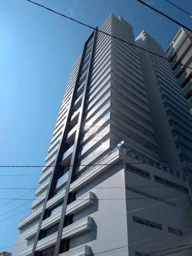 Apartamento, código 496 em Praia Grande, bairro Canto do Forte