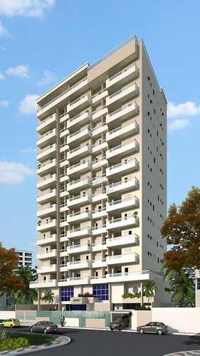 Apartamento, código 478 em Praia Grande, bairro Ocian