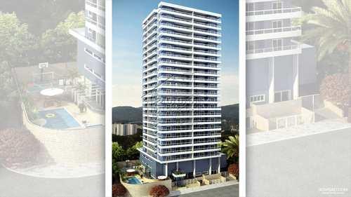 Apartamento, código 467 em Praia Grande, bairro Aviação