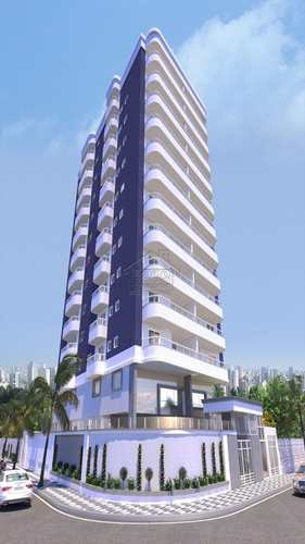 Apartamento, código 459 em Praia Grande, bairro Aviação