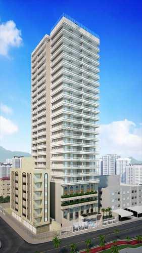 Apartamento, código 427 em Praia Grande, bairro Aviação