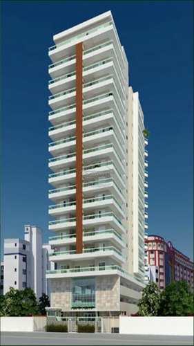 Apartamento, código 391 em Praia Grande, bairro Guilhermina
