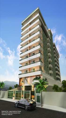 Apartamento, código 368 em Praia Grande, bairro Canto do Forte