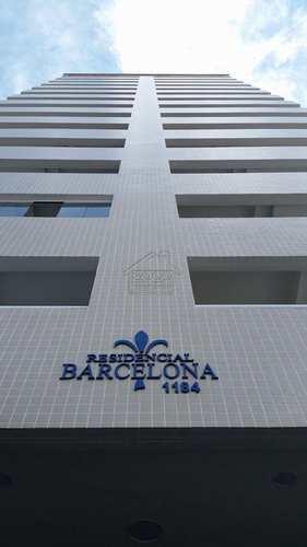 Apartamento, código 356 em Praia Grande, bairro Aviação