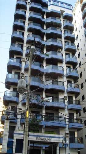 Apartamento, código 204 em Praia Grande, bairro Guilhermina