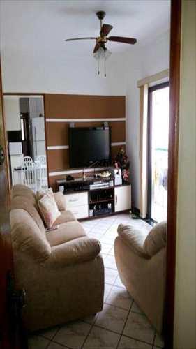 Apartamento, código 173 em Praia Grande, bairro Guilhermina